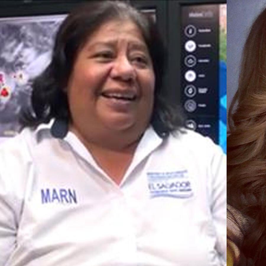 Sandra Martínes y Yanet Gaarcía