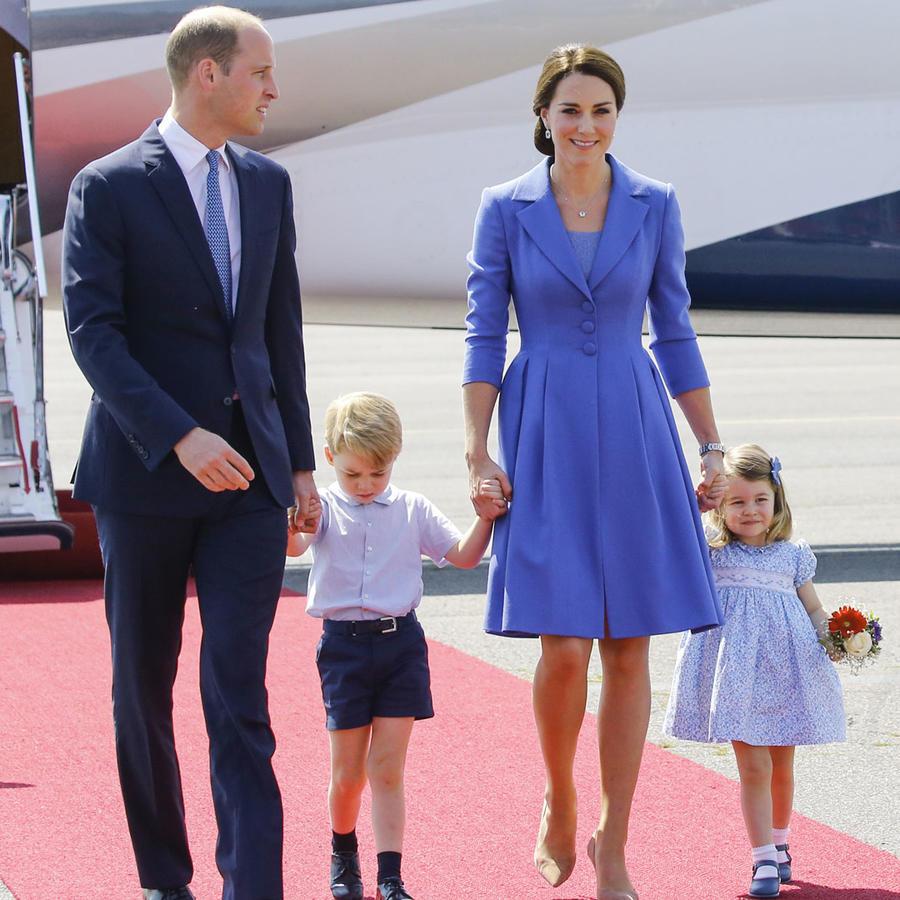 Familia Real británica 12