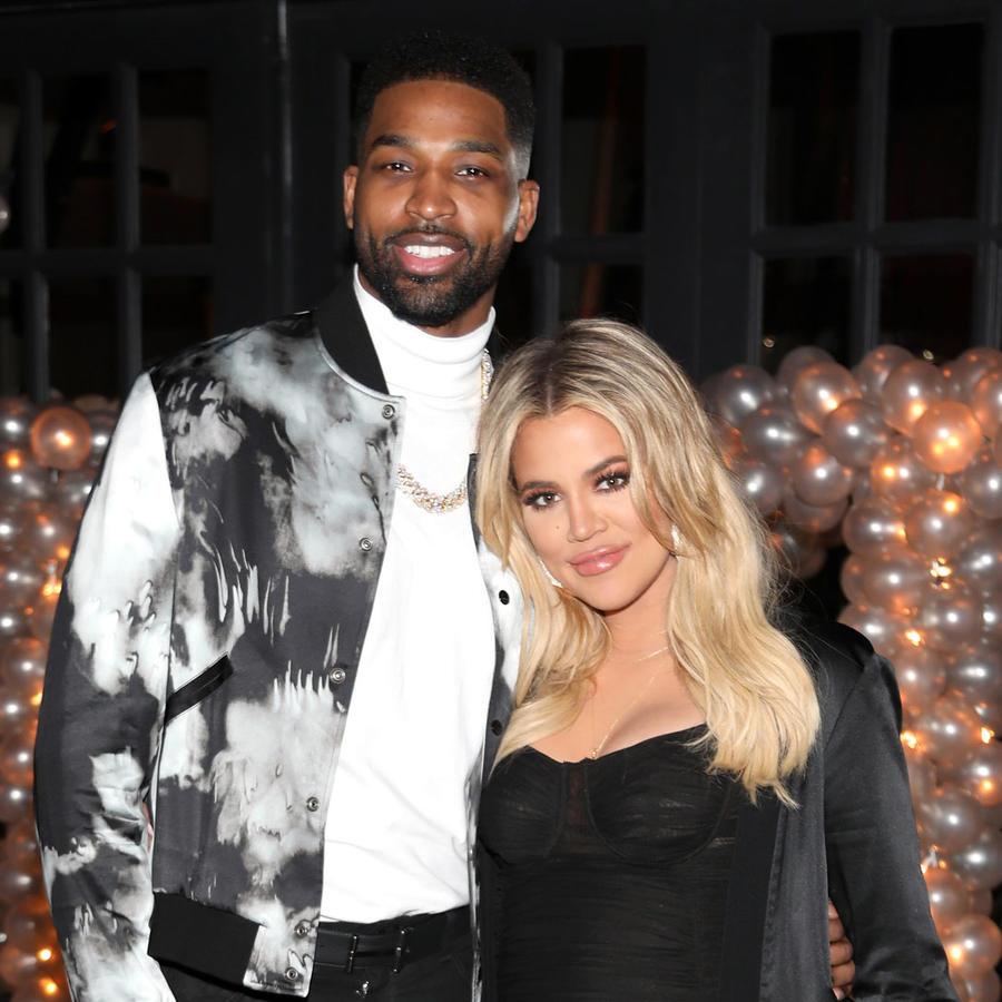 Tristan Tompson y Khloé Kardashian
