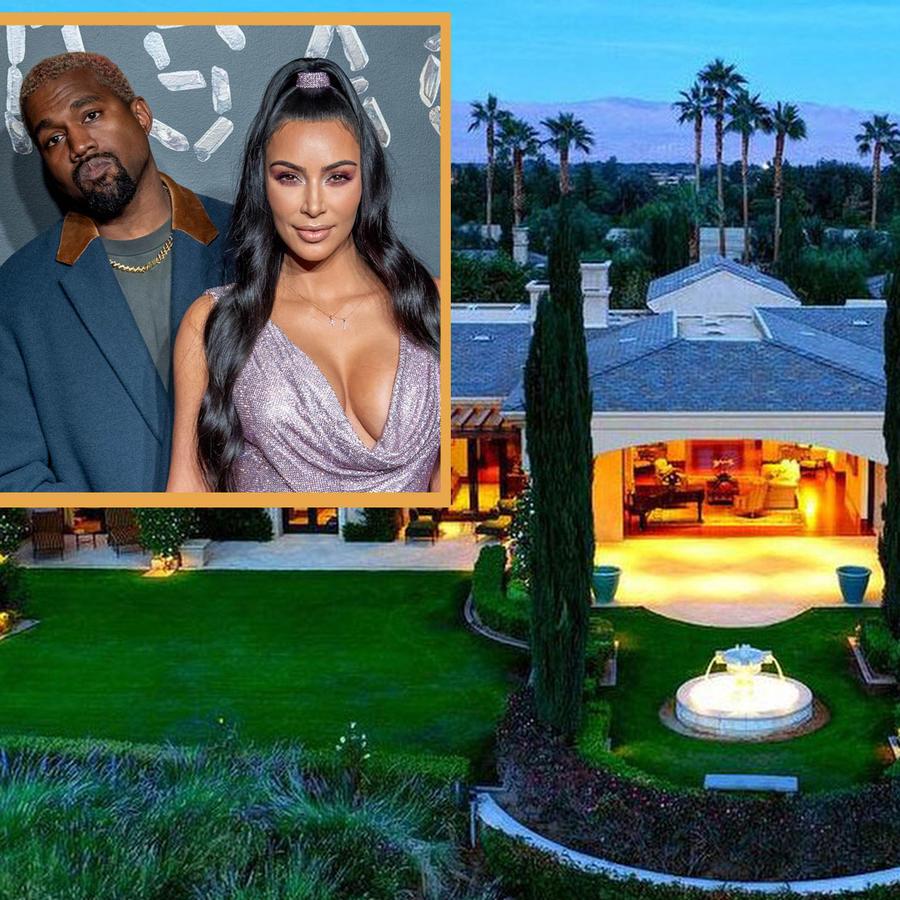Nueva mansión Kim Kardashian y Kanye West