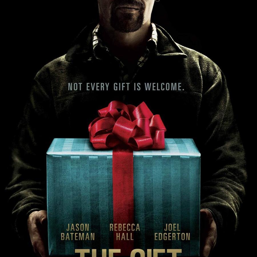 "Póster de la película ""The Gift""."