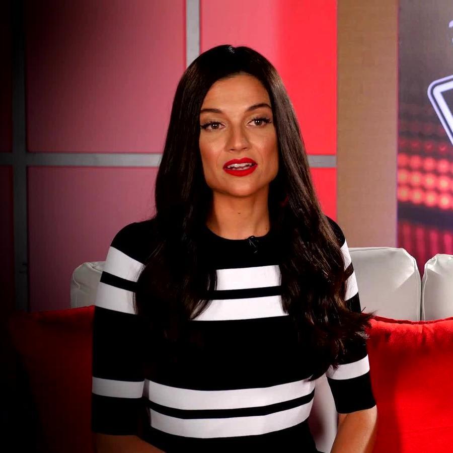 Natalia Jimenez en LVK 3