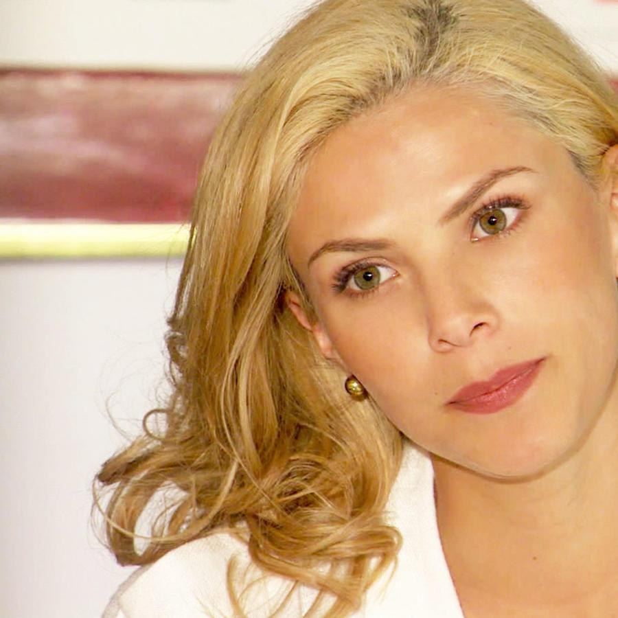 Margarita Muñoz, Gina bianchi, coqueta en Dueños del Paraíso