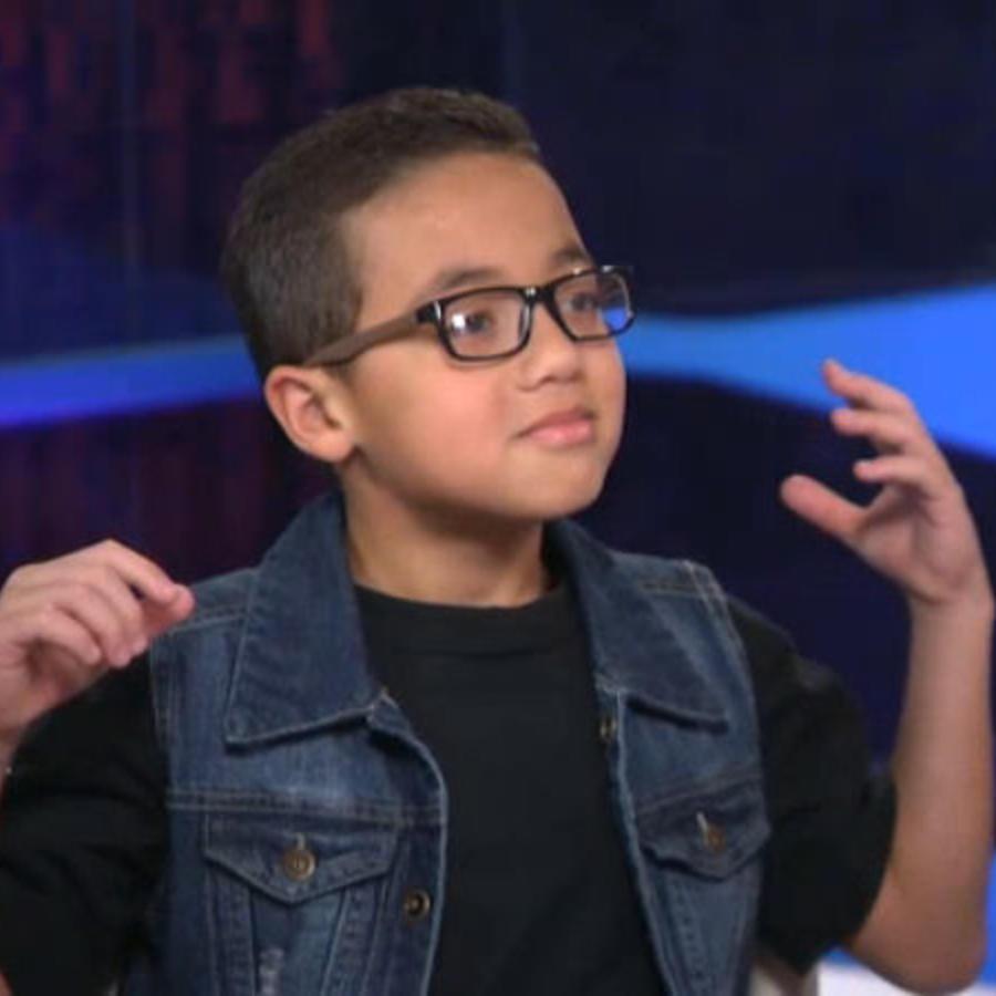 jonael santiago, entrevista, semifinal, la voz kids
