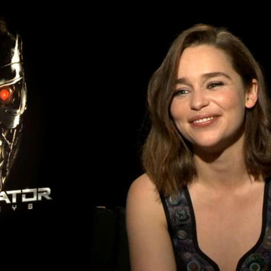 Entrevista exclusiva con Emilia Clarke