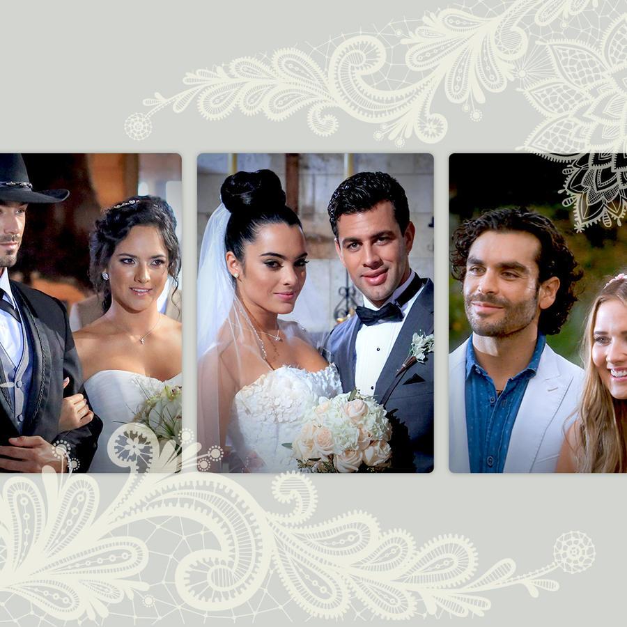 Álbum de bodas de Tierra de Reyes