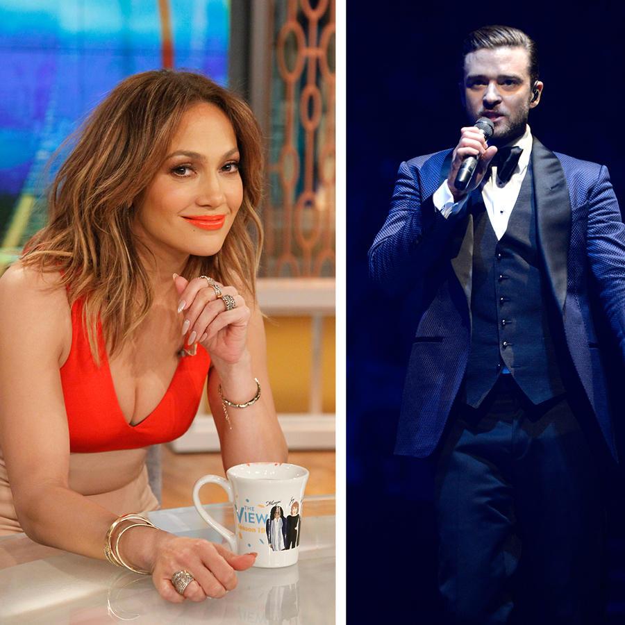 Jennifer Lopez, Justin Timberlake, Kylie Jenner
