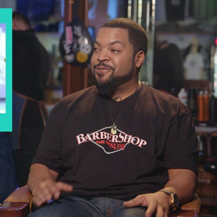 Ice Cube's favorite word in Spanish is… a bad word!