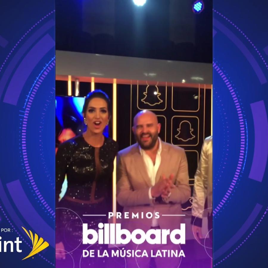 Snapchat en Premios Billboard 2016