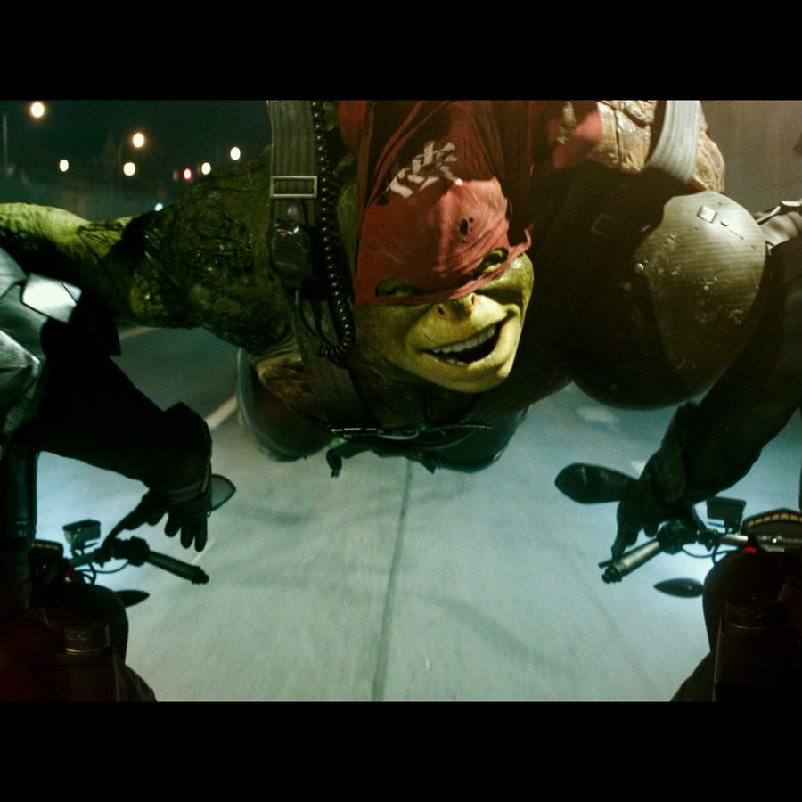 """Clip exclusivo de la película """"Teenage Mutant Ninja Turtles: Out of the Shadows (VIDEO)"""