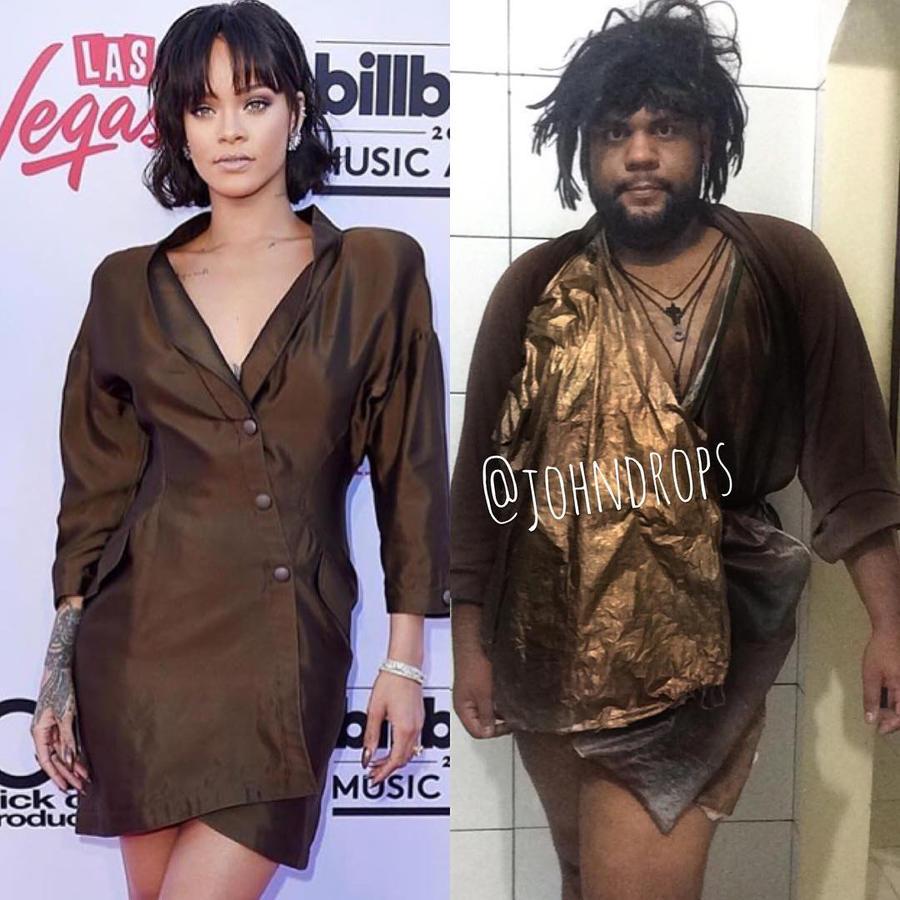 Meme de Rihanna en Billboard Music Awards 2016