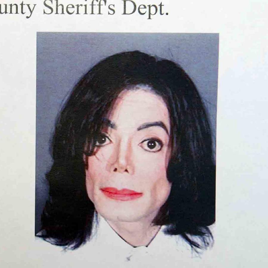 Michael Jackson, Santa Barbara County Sheriff