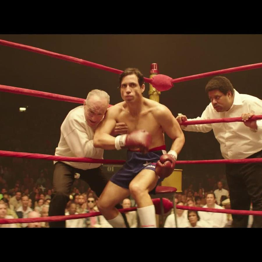 "Clip exclusivo de la película ""Hand of Stone"""