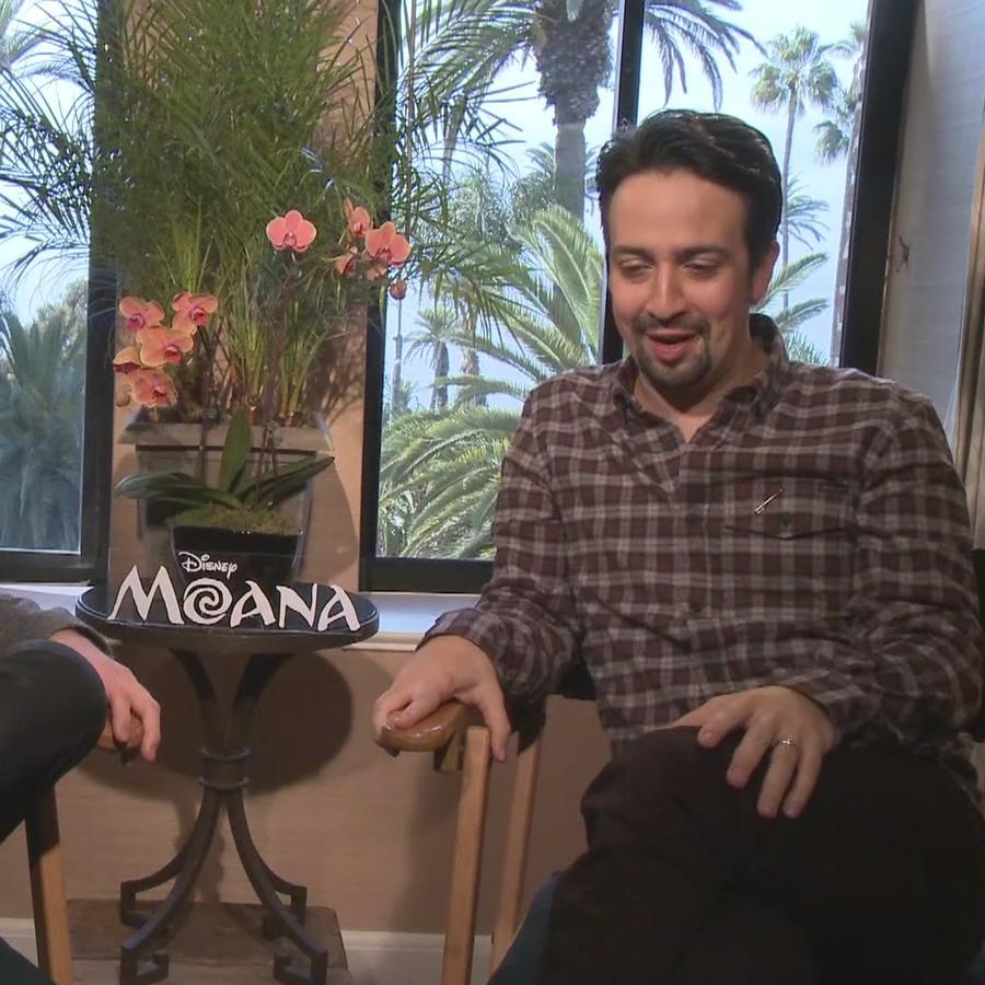 Entrevista exclusiva con Lin-Manuel Miranda