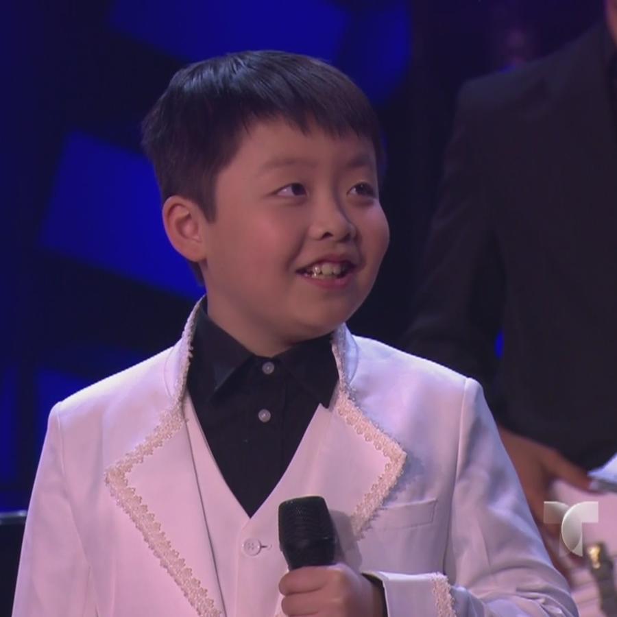 Jeffrey Li en Siempre Niños