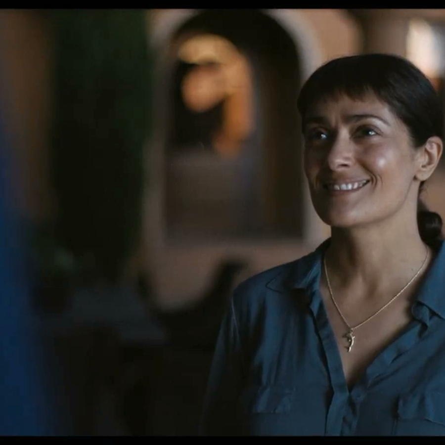 """Beatriz at Dinner"" con Salma Hayek"