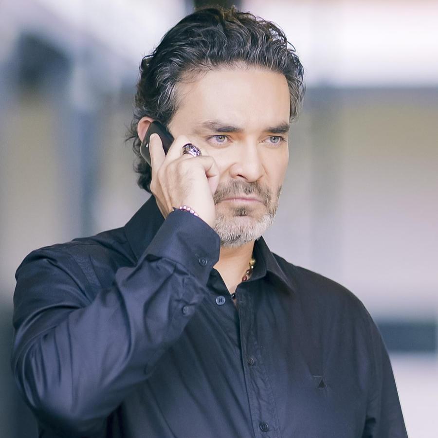 Mauricio Islas, José Vicente, molesto, El Capo