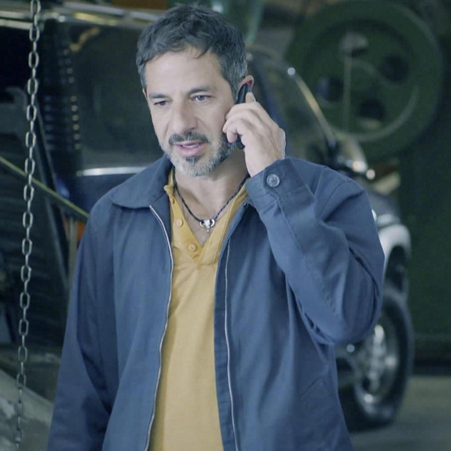 Miguel Rodarte, Pancho, nervioso, El Capo