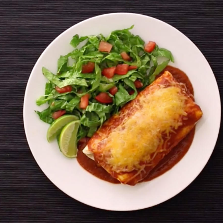 Smothered Burrito Recipe