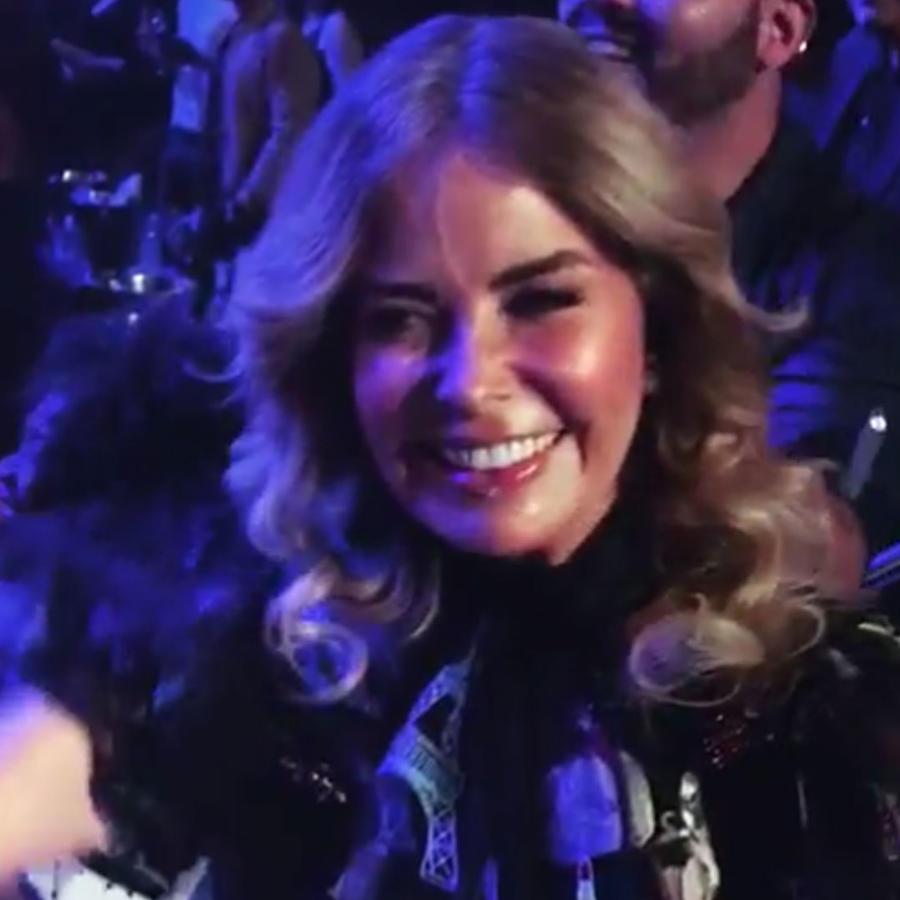 Collage Jennifer Lopez y Gloria Trevi