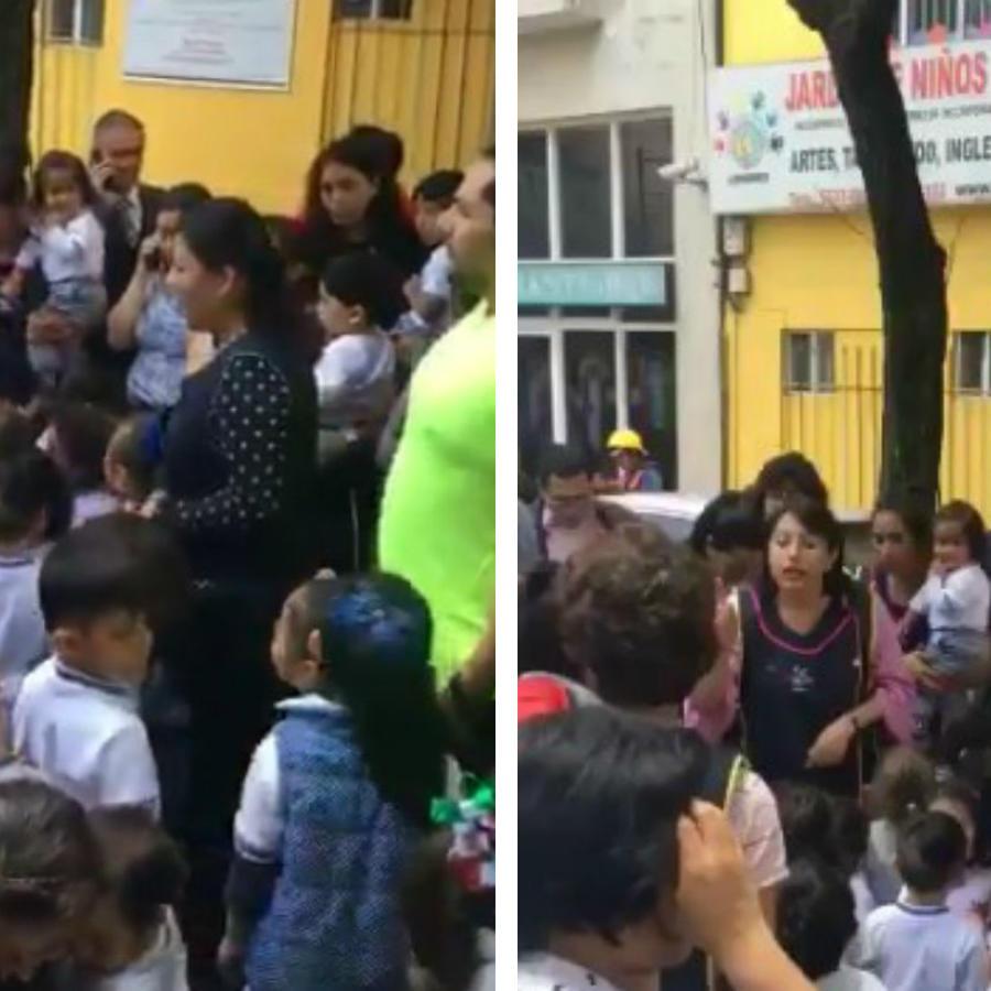 Maestras cantando en la Ciudad de México