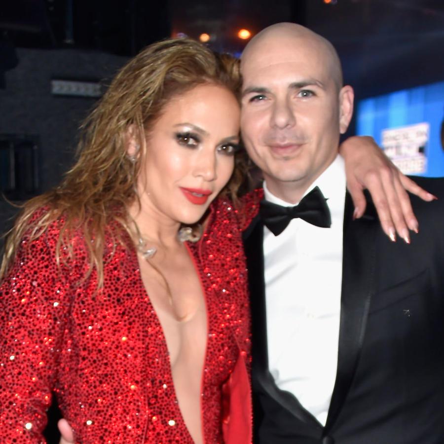 Pitbull y Jennifer Lopez