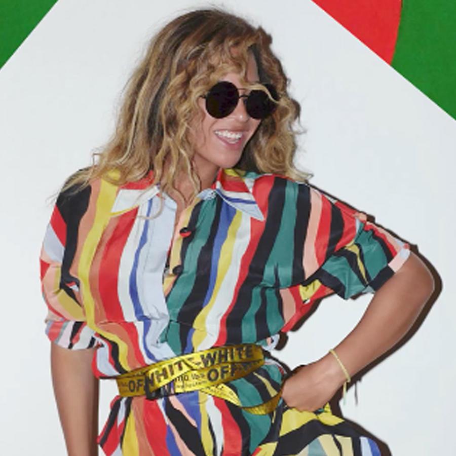 """Beyoncé canta """"Mi Gente"""", de J Balvin para una buena causa"""