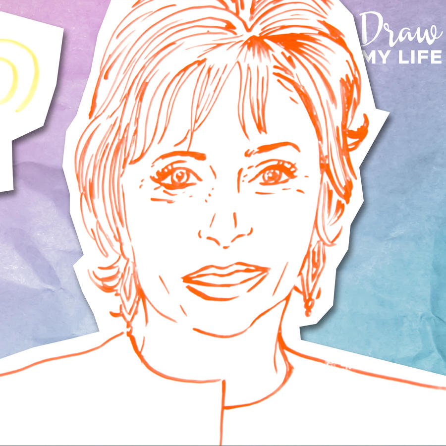 Ilustrando mi vida: Isabel Allende