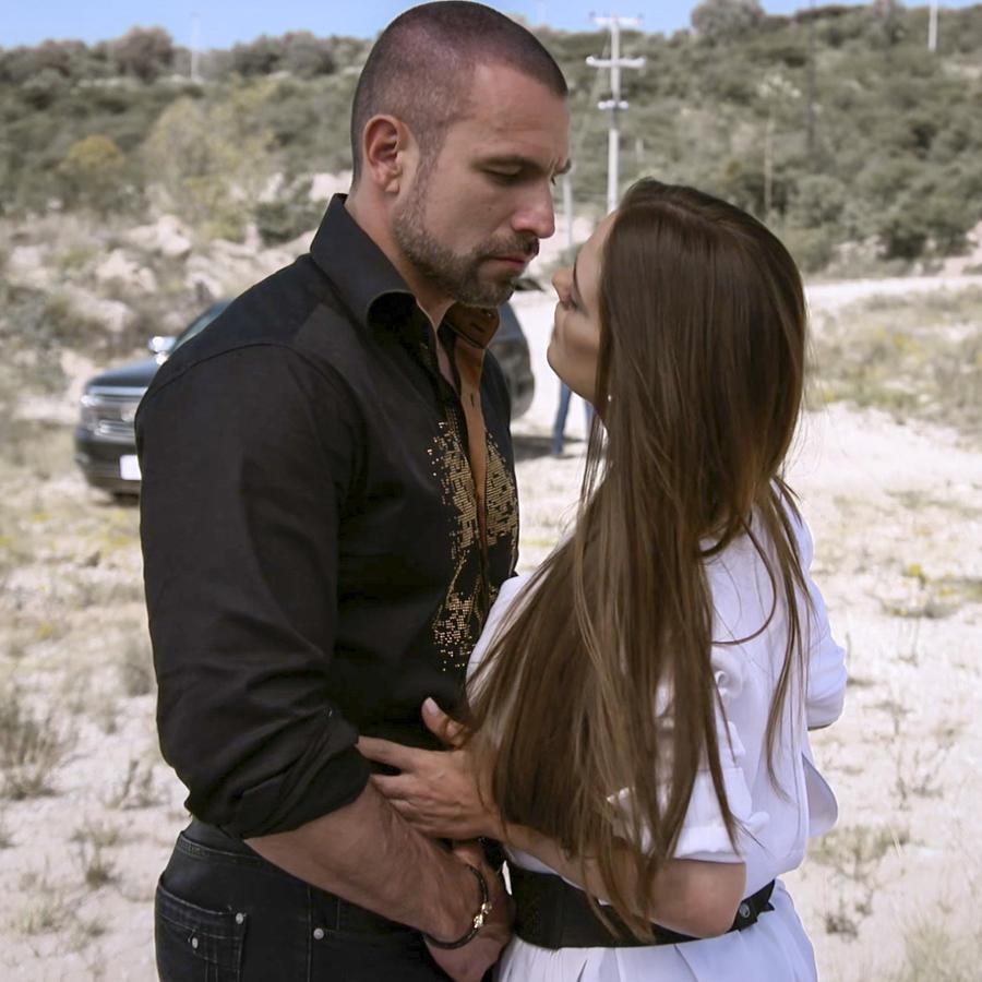 Sabrina Seara y Rafael Amaya en el señor de los cielos 5