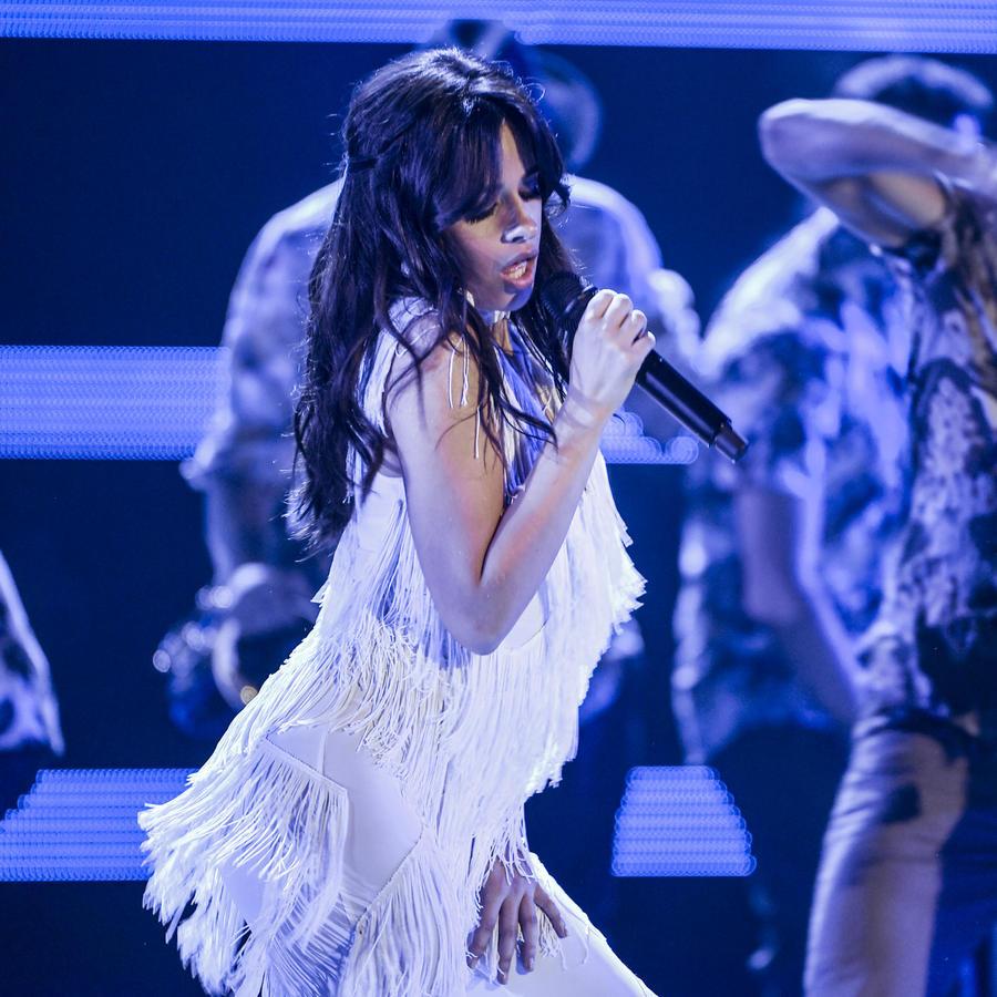 Camila Cabello en Latin AMAs
