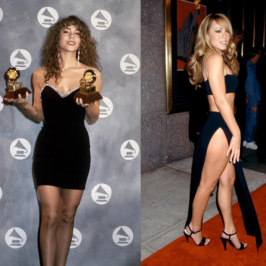 Mariah Carey's Evolution