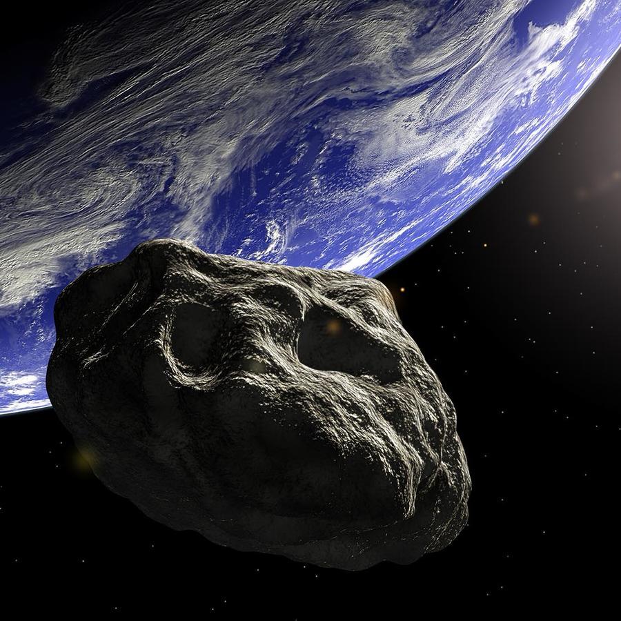 El asteroide 2002 AJ129 pasará muy cerca de la Tierra