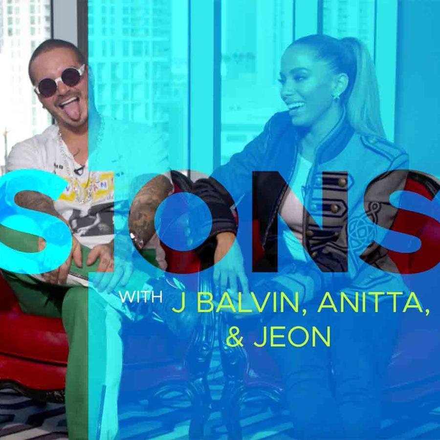 J Balvin, Anitta & Jeon