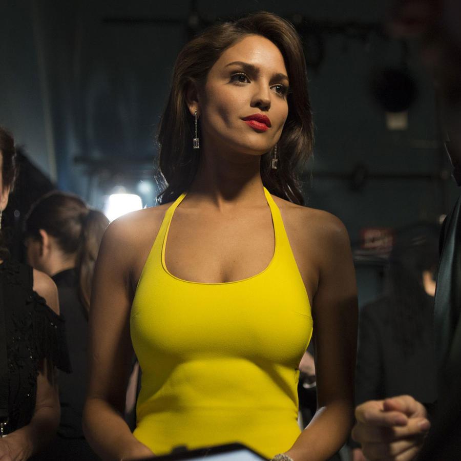 Eiza González en los Premios Oscar 2018