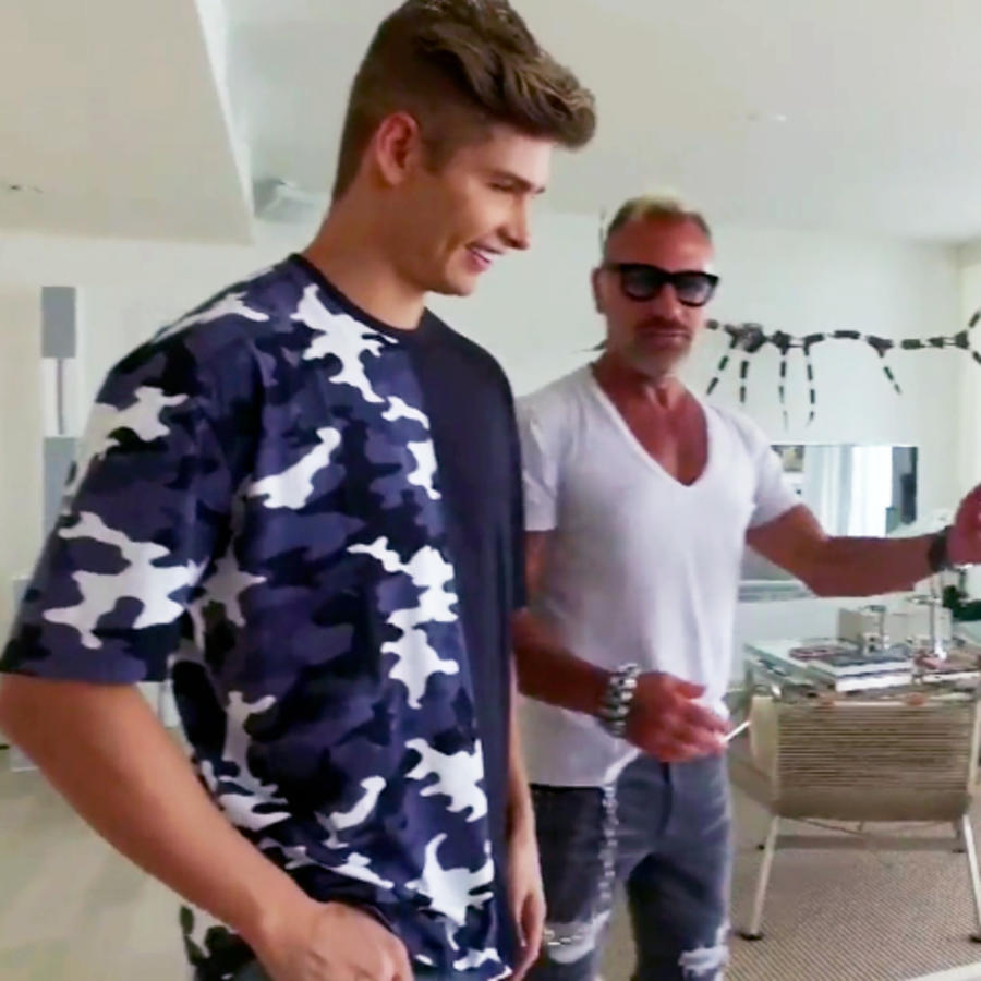 Gianluca Vacchi's Miami Home