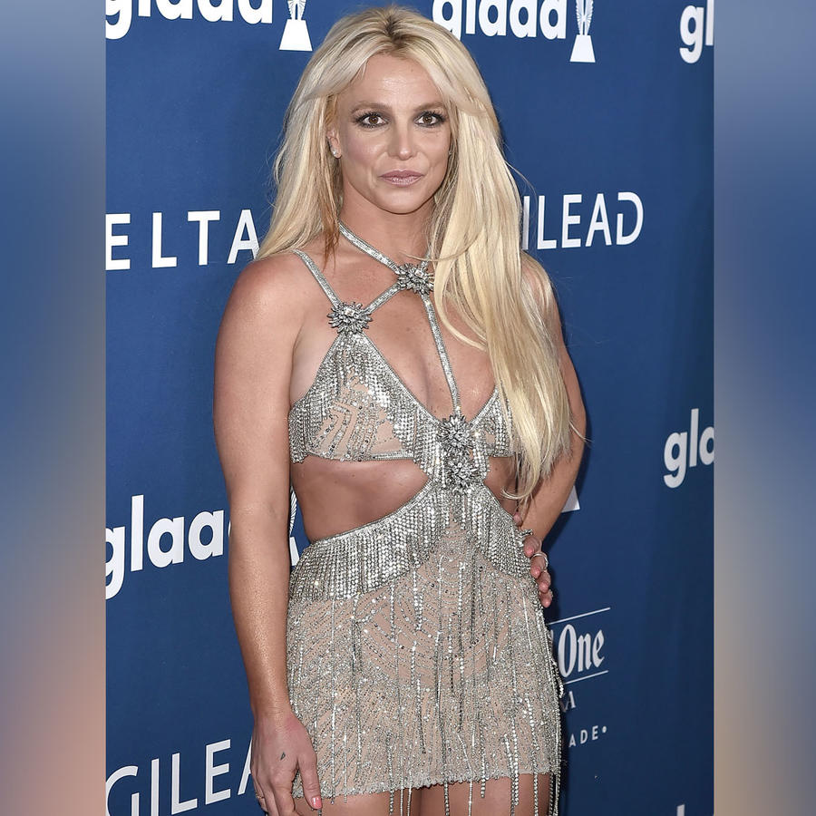 Britney Spears en los premios GLAAD