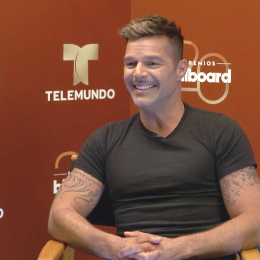 Ricky Martin comparte detalles de su boda en Puerto Rico