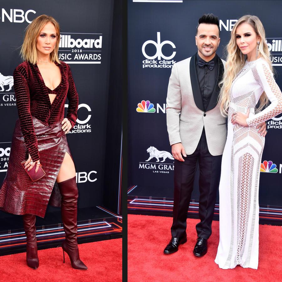 Latinos Slayed at the 2018 Billboard Music Awards Red Carpet