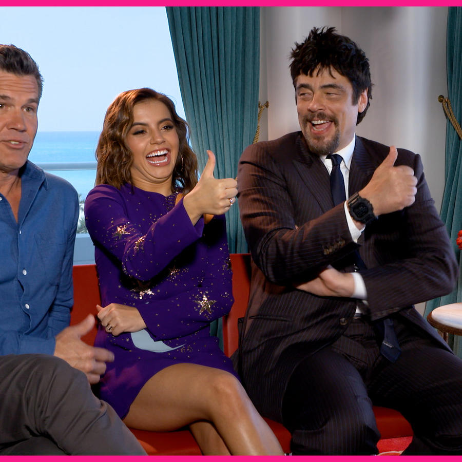 """The Cast of """"Sicario: Day of the Soldado""""  Give a Thumbs Up to Astrology"""