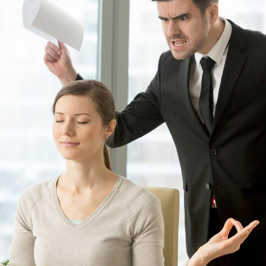 Cómo sobrevivir a un mal jefe