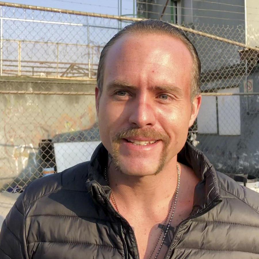 Erik Hayser en El Recluso