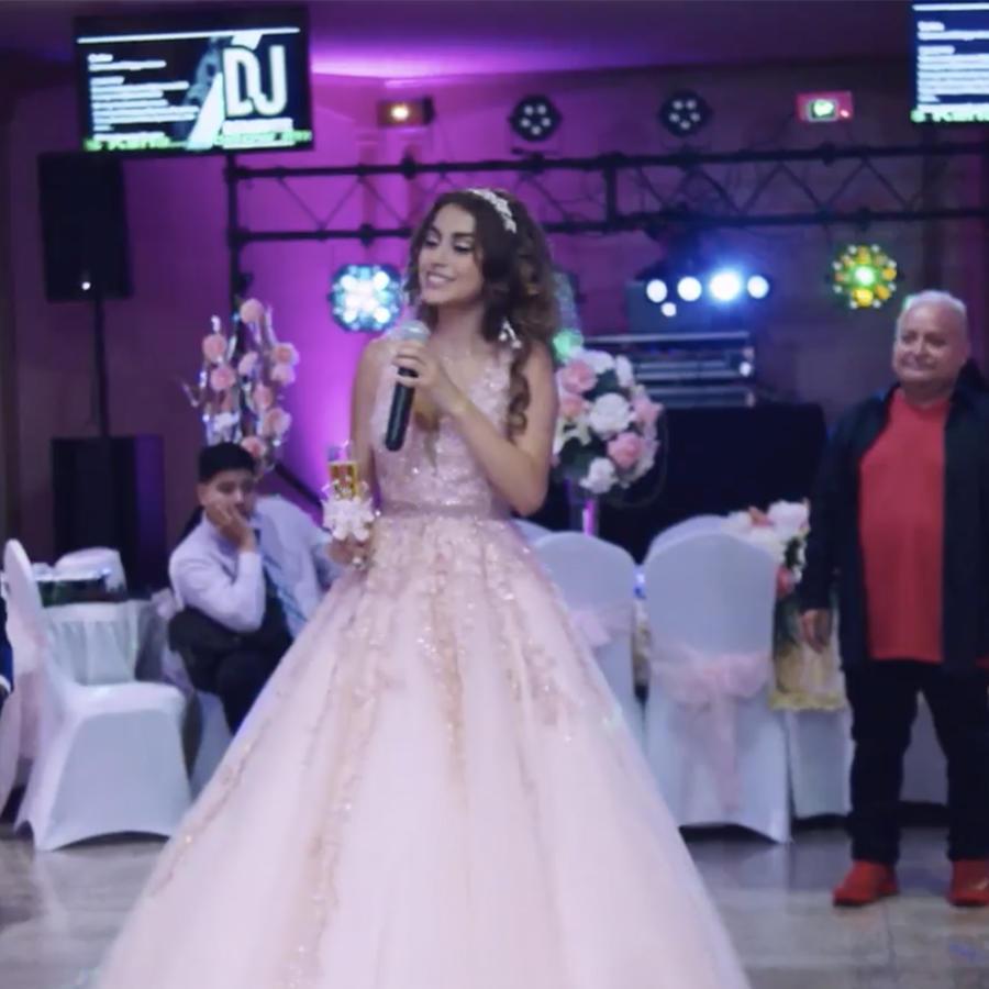 Watch Karla's Multiple Wardrobe Changes