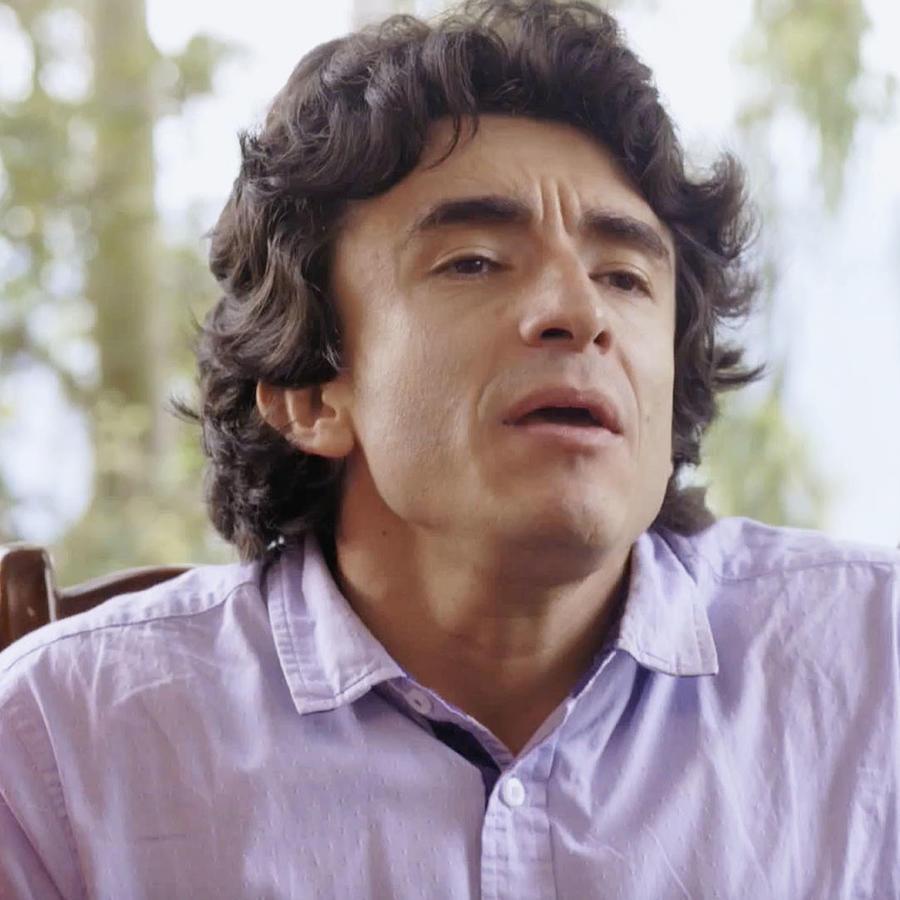 Francisco Bolívar en Sin Senos Sí Hay Paraíso 3