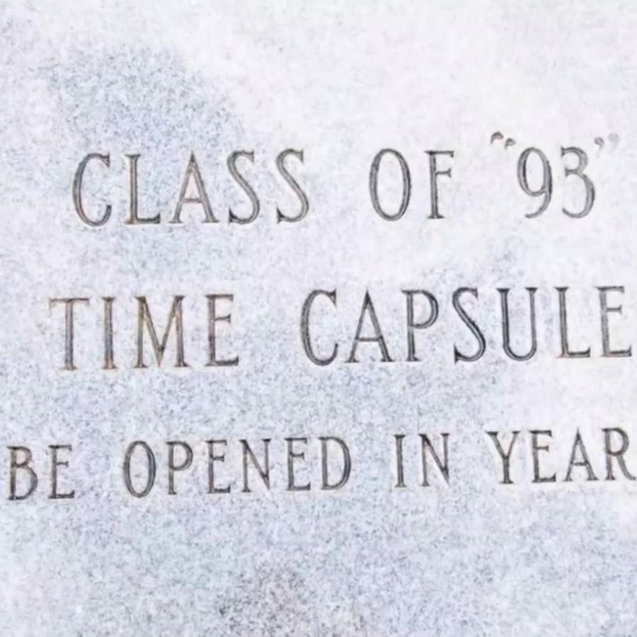 Cápsula del tiempo