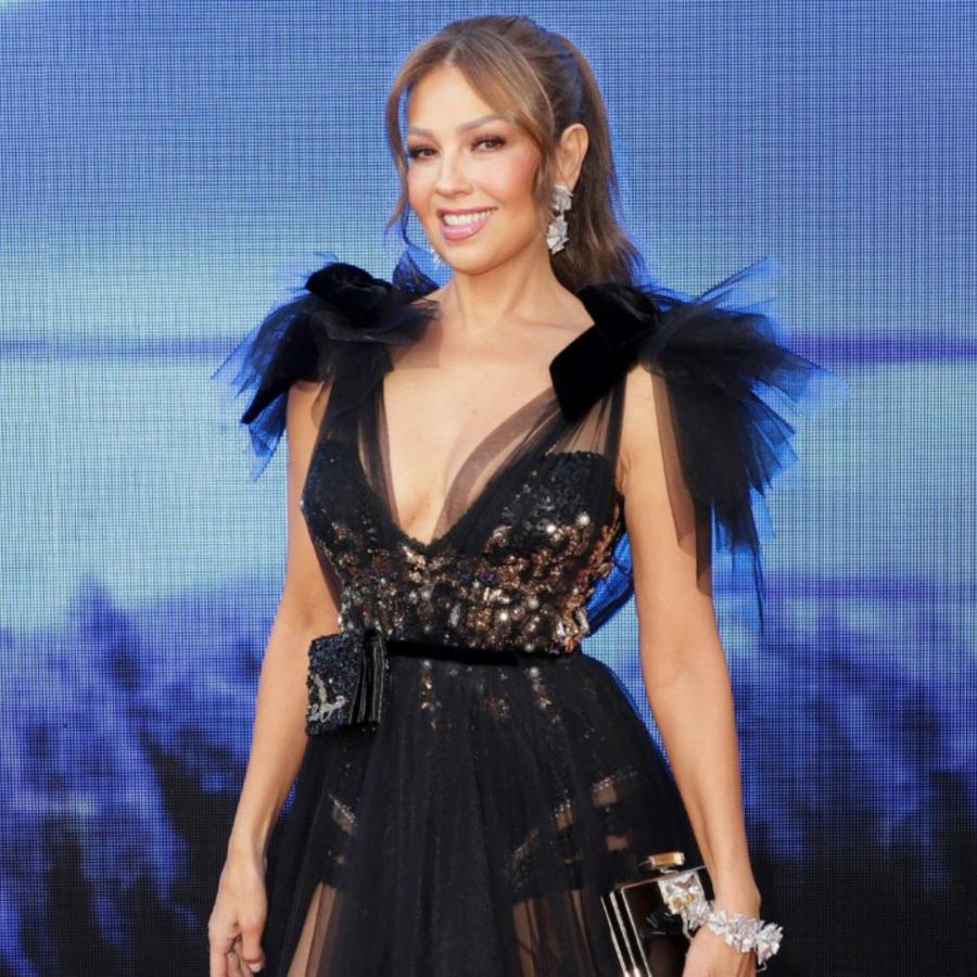 Thalia en los Latin Grammy