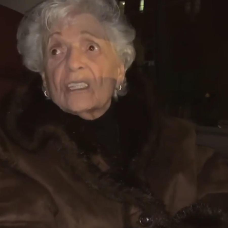La abuela de Ariana Grande