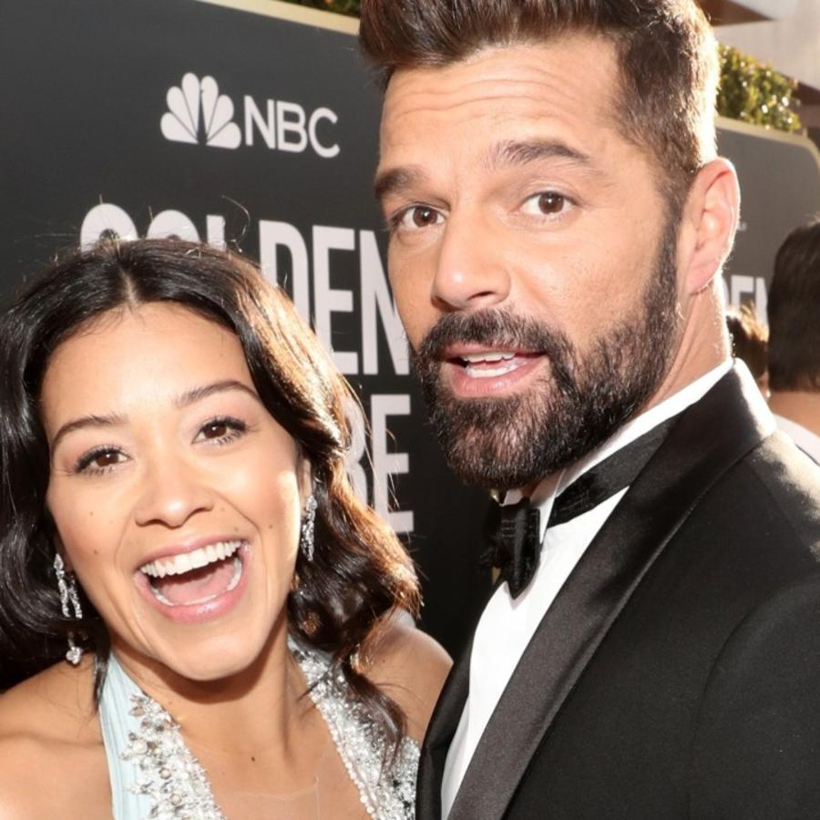 Latinos Who Rocked the Red Carpet at the 2019 Golden Globes