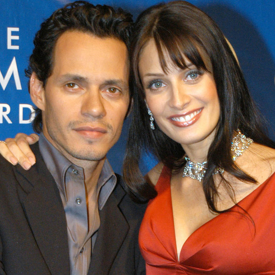 Dayanara Torres y Marc Anthony