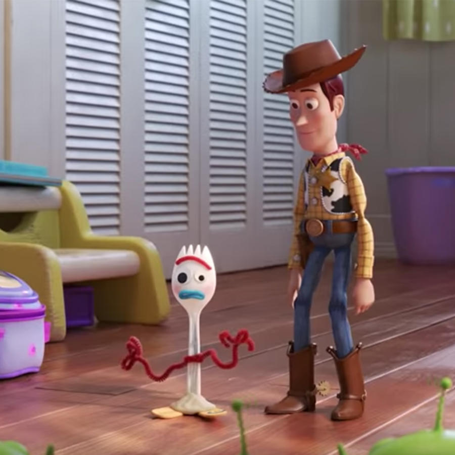 "Trailer for ""Toy Story 4"""