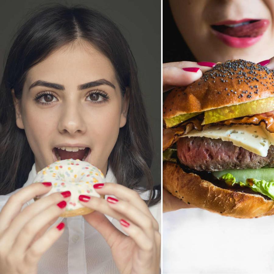 Alimentos que envejecen piel y cabello